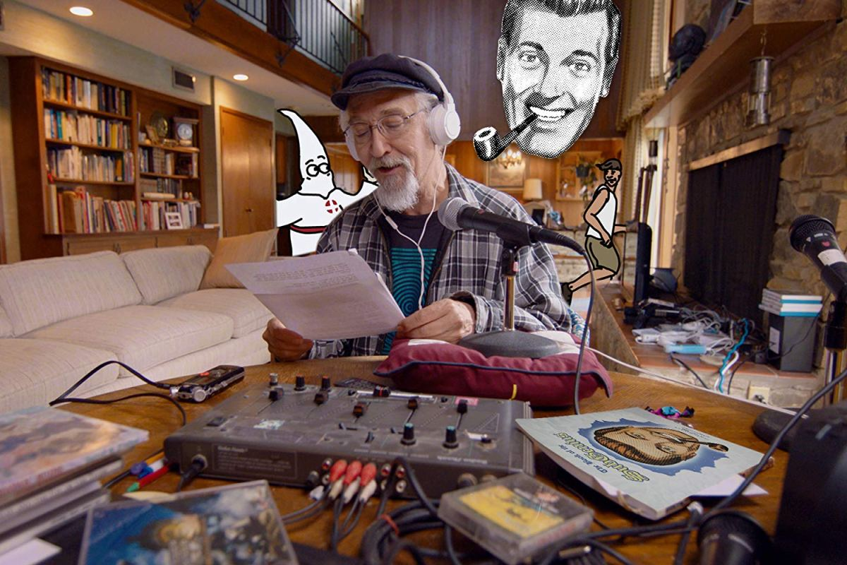 Fantasia 2019: J.R. 'Bob' Dobbs and the Church of the SubGenius Review