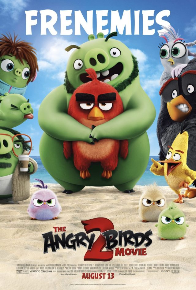 The Angry Birds Movie 2 – A Less Angry Sequel