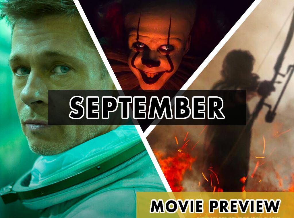 September 2019 Movie Preview
