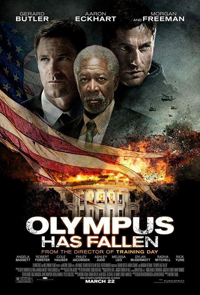 Throwback Review: Olympus Has Fallen (2013)
