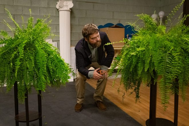 Netflix's Between Two Ferns: The Movie Official Trailer and Poster