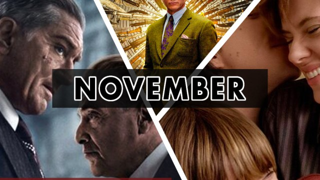 Month in Review (November 2019)