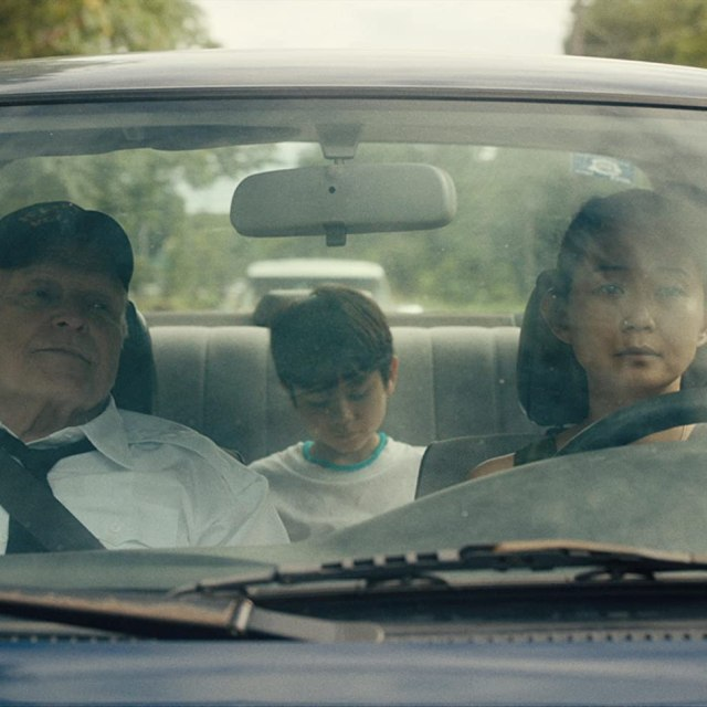 Driveways – A Solid Introspective Character Drama