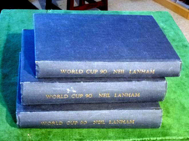Report of 1990 World Cup
