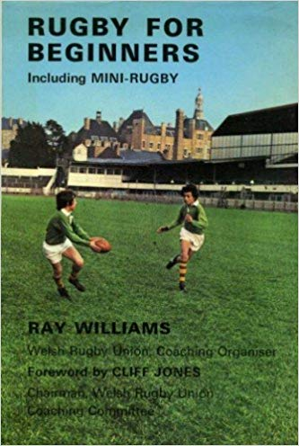 The cover of Ray Williams' book.