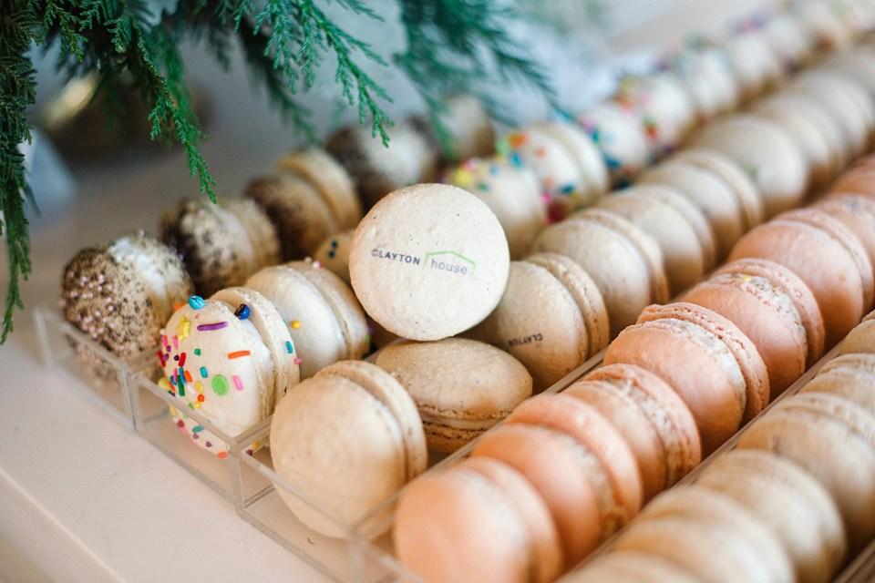 Ruze Cake House Custom Macarons