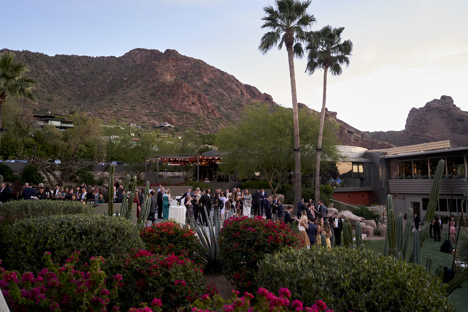 Wedding at Sanctuary on Camelback