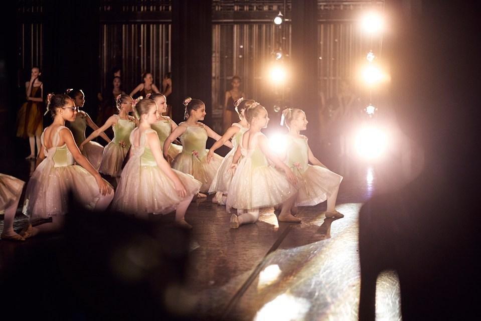 ballet performance at the orpheum phoenix