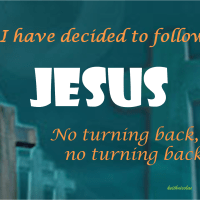 No Turning Back (Psalm 24:4-5)
