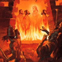 Shadrach, Meshach, and Abednego-FEARLESS!