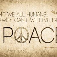 Elusive Peace (Isaiah 48:22)