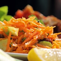 Keith's Warm Ayurvedic Salad