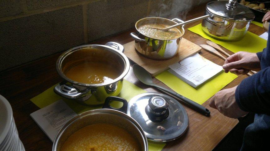 British ayurvedic soups
