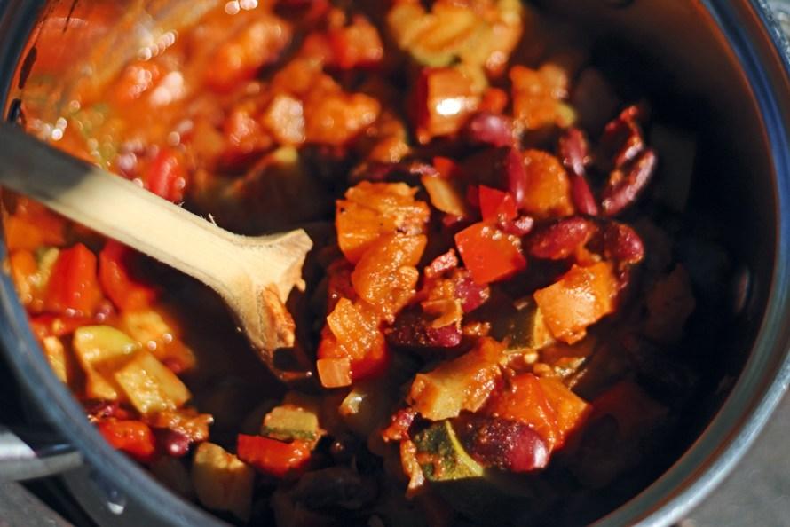 chilli-stew