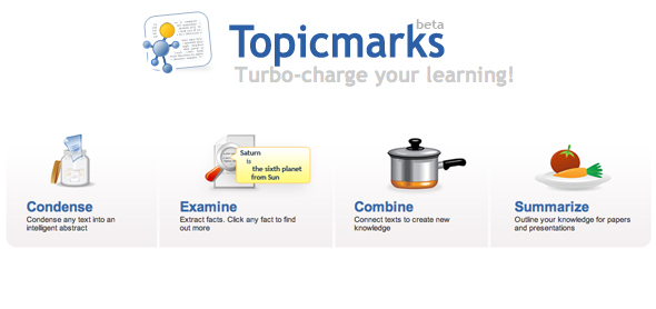 Topicmarks | Semantic Text Startup