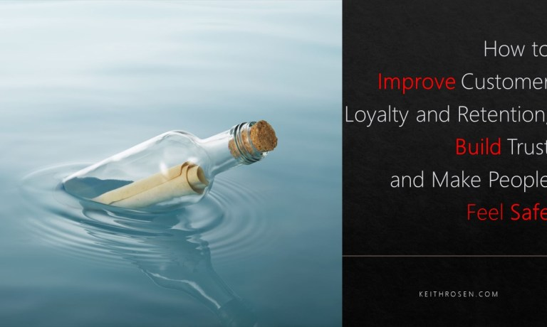How to Improve Customer Retention, Build Trust and Become Eternally Patient