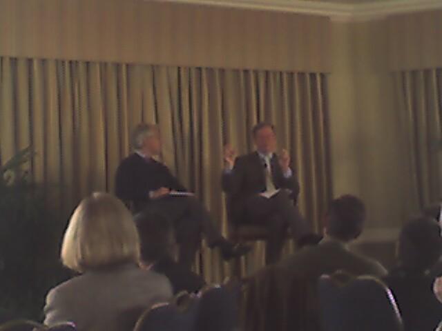 Gary Hamel and Eric Schmidt