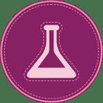 Badge icon for Explore Center's Pre-Clinical Laboratory Science program