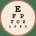 Badge icon for Explore Center's Pre-Optometry program
