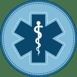 Badge icon for Explore Center's Pre-Health program