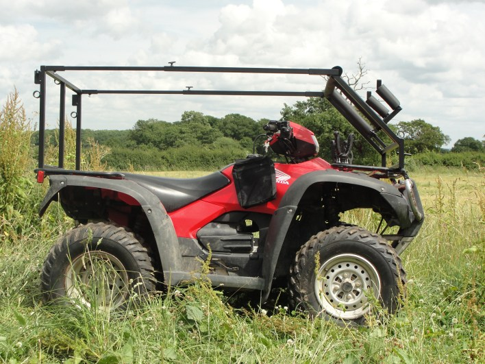Quad Bike Attachments Keith S High Seats