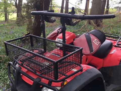 Wildy's quad bike