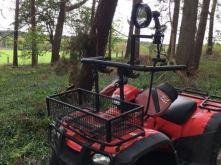 Wildy's quad bile rack
