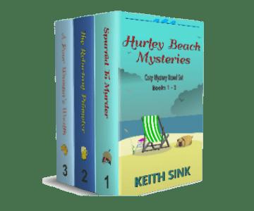 Hurley Beach Mysteries: Cozy Mystery Box Set