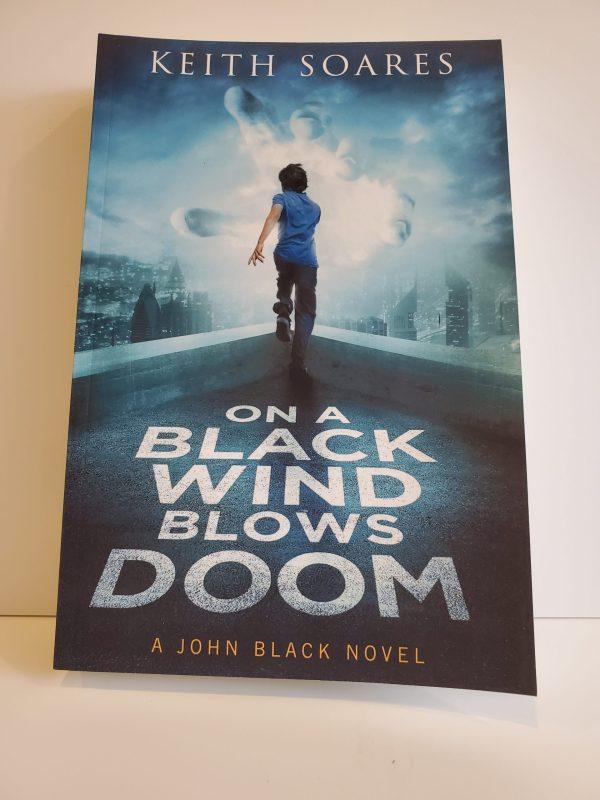 On a Black Wind Blows Doom (John Black book 3)