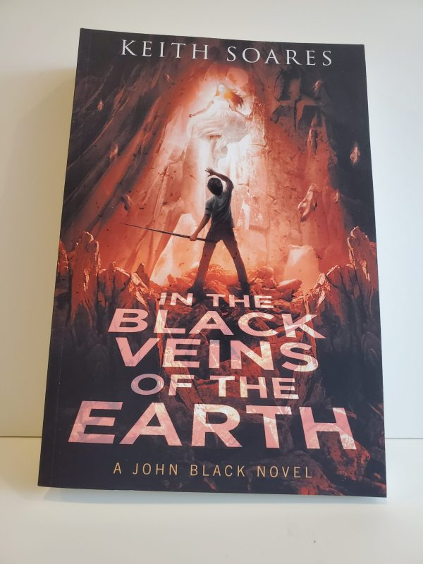 In the Black Veins of the Earth (John Black book 4)