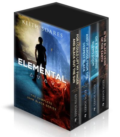 Elemental - The Complete John Black Series