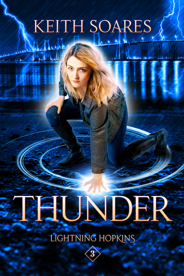 Thunder (Lightning Hopkins book 3)