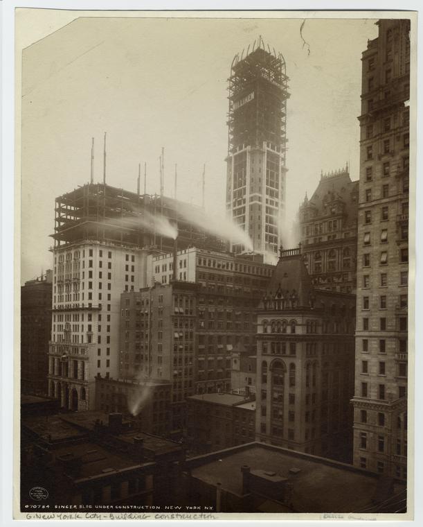 The Singer Building Tallest Building Ever Destroyed