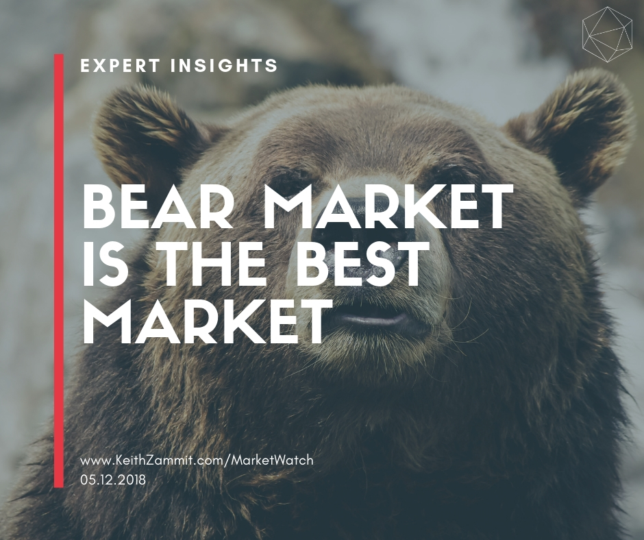 Is a Bear Market the best Market?