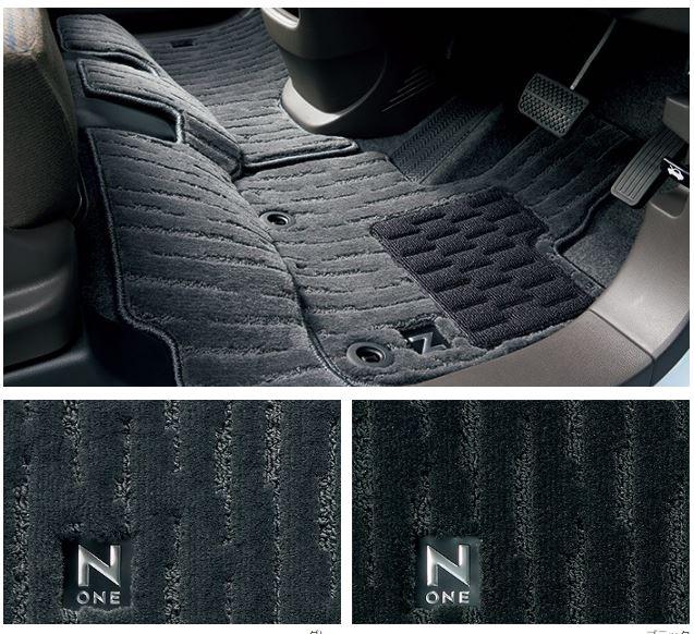 新型N-ONEおすすめオプションマット