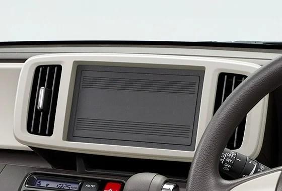 新型N-ONE 特別仕様車 Standard・L WHITE CLASSY STYLE内装