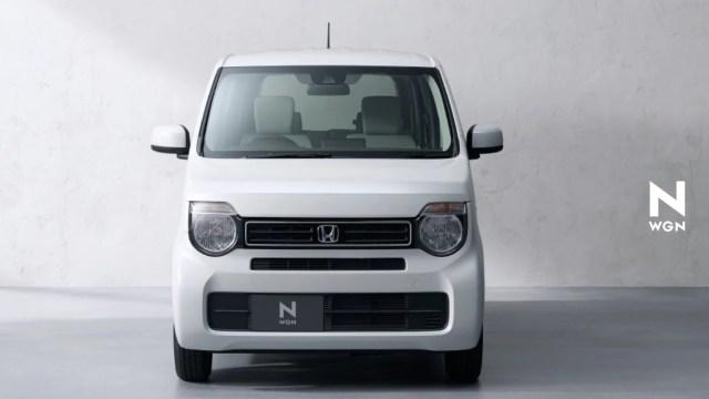 新型Nワゴン