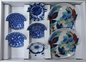 有田焼 豆皿&銘々皿コレクション