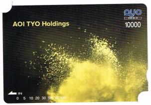 AOI TYO Holdings(3975)