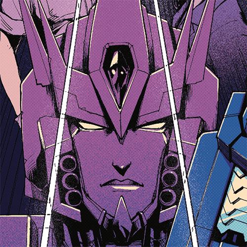 Optimus Prime #7 cover