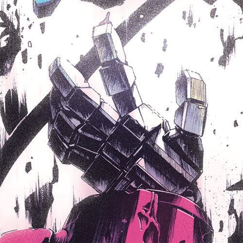 Optimus Prime #21 cover