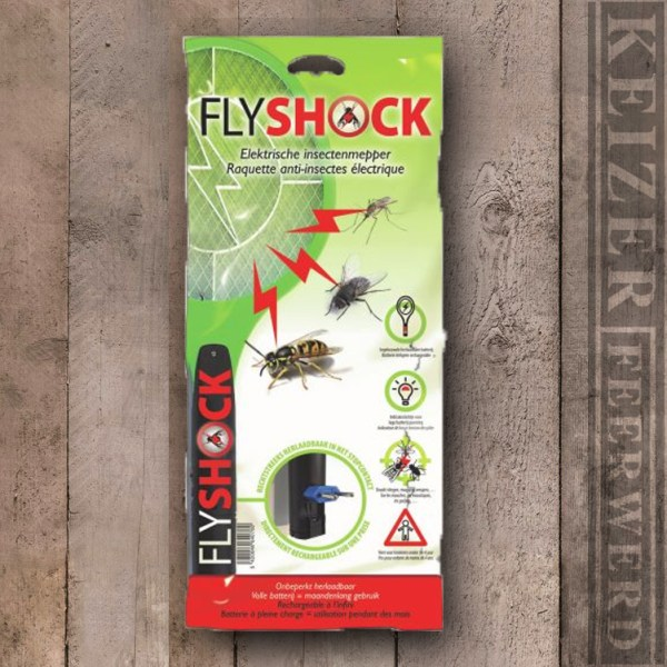 Fly Shock - Keizer Feerwerd