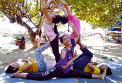 Manfaat Yoga untuk kesehatan tubuh, jiwa dan pikiran