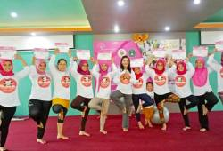 Kejora Yoga Kids Indonesia, build children's character as desired Through yoga