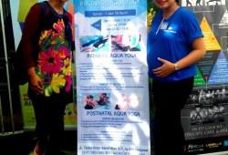 Kejora Yoga Shala : PRENATAL aqua yoga -POSTNATAL class – Baby Swim class