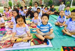 Teacher Training Yoga Kids – Pelatihan Guru Yoga Anak-anak di FITCLUB BALI