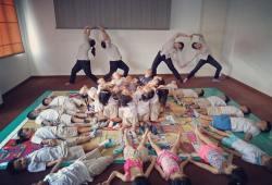7 Tips Yoga untuk anak-anak