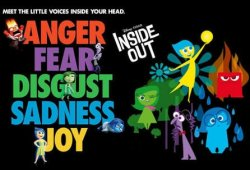 Memahami 5 Emosi dasar manusia by film inside out