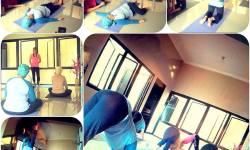 Vinyasa Yoga Flow dengan Teknik Kapha Yoga & 3 Core