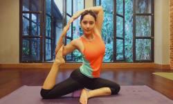 Video Artis senam Yoga, Olahraga untuk menjaga kesehatan